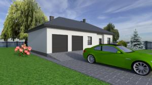 Projekt domu murowanego Toruń