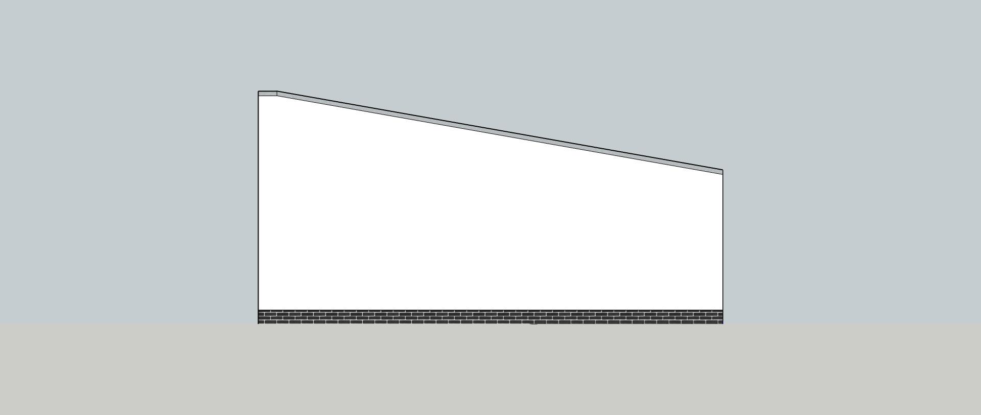 Projekt budynku garażowego w Toruniu